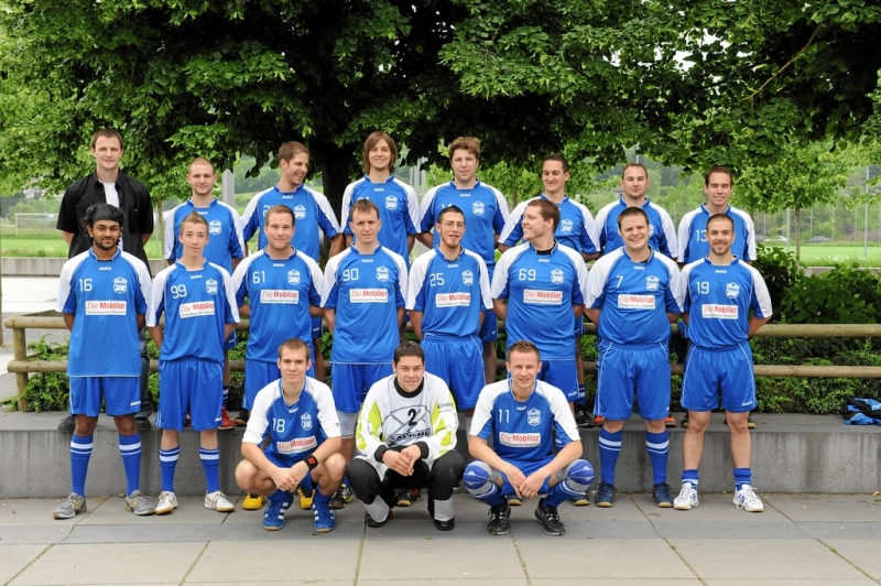Swiss Mobiliar Cup 1/128.-Final 2009/10 vs. Kadetten UH Schaffhausen