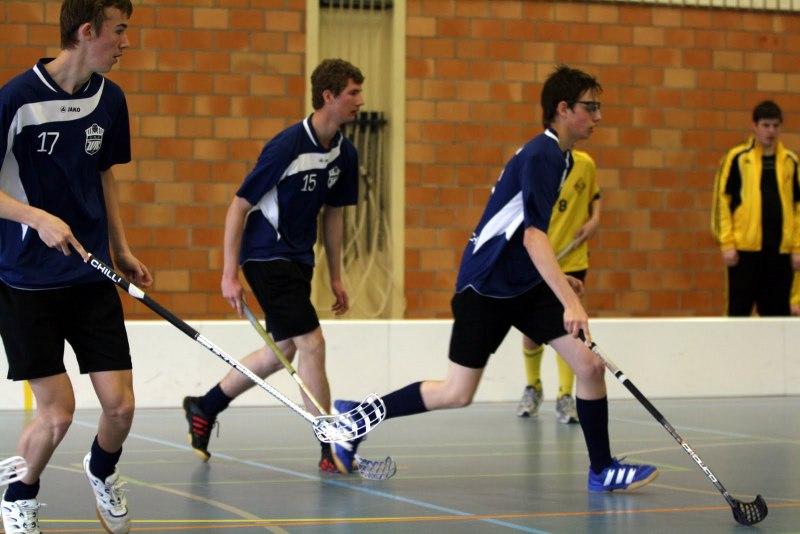 Heimrunde Junioren A und B 2010/11