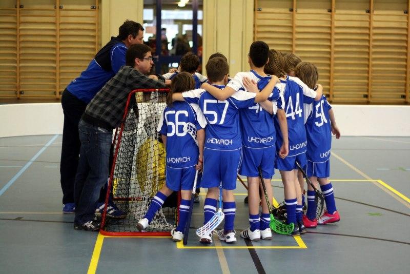 Heimrunde Junioren E 2010/11