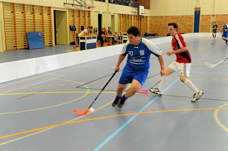 Swiss Mobiliar Cup 1/128.-Final 2011/12 vs. Bassersdorf-Nürensdorf