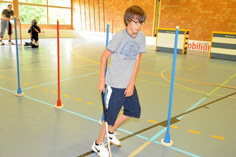 Trainingsweekend Junioren 2011 - Samstag