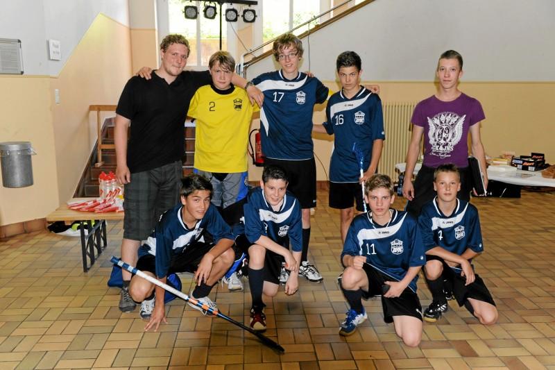 Limmattal-Cup Junioren B1, B2, C2 2012