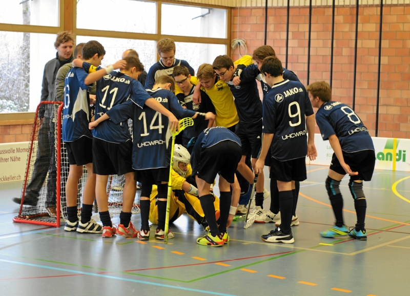 Heimrunde Junioren B2 2012/13