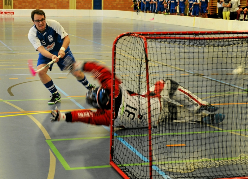 Swiss Mobiliar Cup 1/128.-Final 2013/14 vs. Bülach Floorball