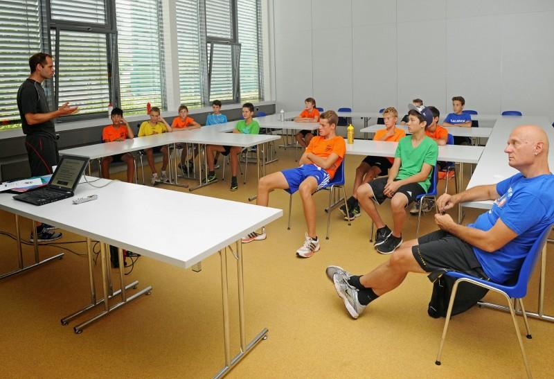 Trainingsweekend Junioren A, B 2013
