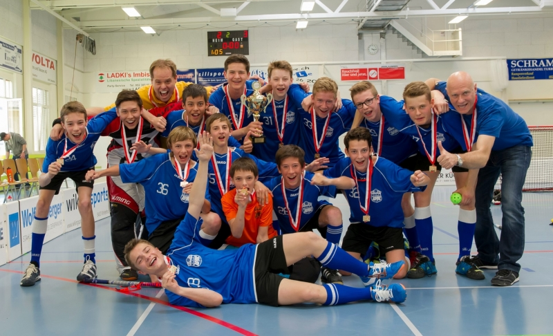 Regionalmeisterschaft Junioren B1 2014