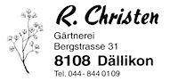 R. Christen Gärtnerei